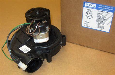 a165 fasco furnace draft inducer motor for york 7062 3958 024 25960 000