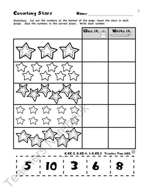 teachers notebook math freebies kindergarten math