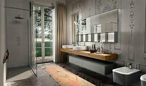 amenagement salle de bain signe edone design design feria With salle de bain design italien
