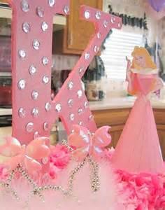 Disney Princess Birthday Party Decorations