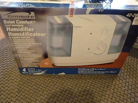 Kenmore Quiet Comfort Humidifier Outside Cowichan Valley