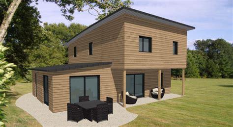 modele maison typhaine becokit maisons ossature bois