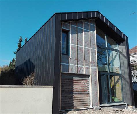 maison ossature bois prix au m2 finest cool prix extension bois m cot extension maison bois