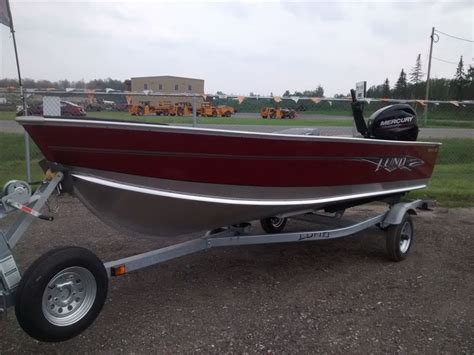Lund Boats Ontario Dealer by Lund Boat Co 1600 Fury Tiller 2015 New Boat For Sale In