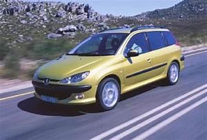 Peugeot 206 Zahnriemen : testberichte und erfahrungen peugeot 206 sw 110 109 ps ~ Jslefanu.com Haus und Dekorationen