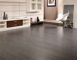 interior: Simple Grey Hardwood Floors for Elegant Room