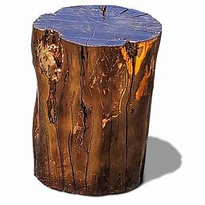 Arditi, Collection, Solid, Wood, Block, End, Table