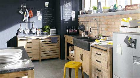 maison du monde cuisine la cuisine vue par maisons du monde diaporama photo