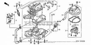 Honda Hht25s Lta  A Trimmer  Brush Cutter  Usa  Vin  Hafa