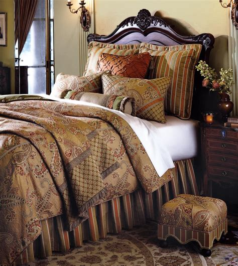 luxury bedding by eastern accents madeira collection