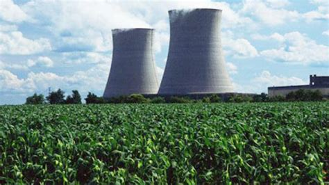 nuclear energy  perfectly environmentally friendly