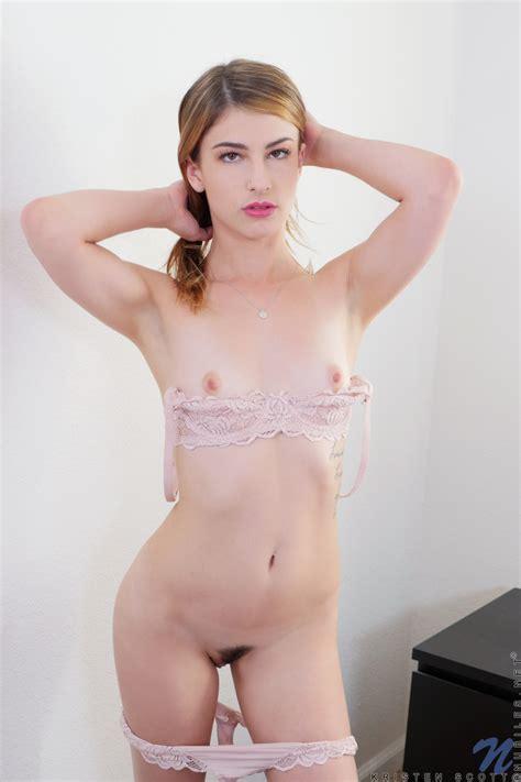 Nubiles Orgasmic Featuring Kristen Scott Photos