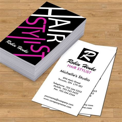 Check spelling or type a new query. Top 27 Professional Hair Stylist Business Card Tips