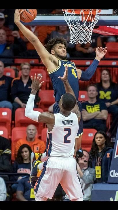 Michigan Wolverines Sports Basketball