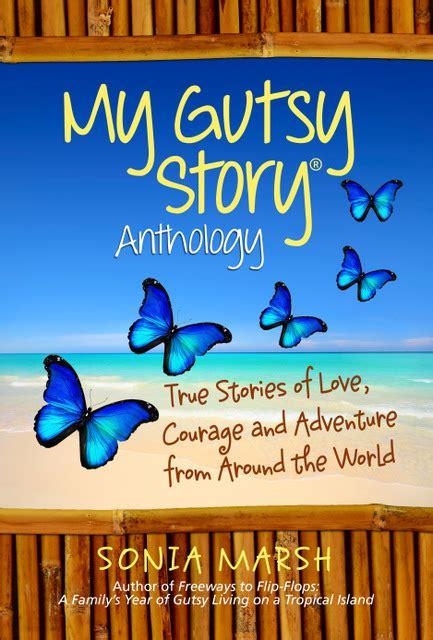 gutsy story anthology  sonia marsh