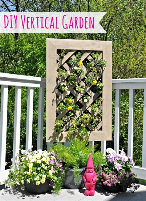 Vertical Garden Tutorial by How To Build A Vertical Garden Tutorial Part 3 Digin