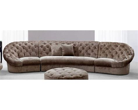 images of sectional sofas modern tufted fabric sectional sofa 44l6039