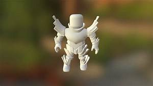 Frost Guard General Wave By Roblox R15 3d Model Sketchfab