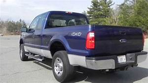 2008 Ford F250 Xlt Extended Cab Short Bed 4x4 4wd 6 4l