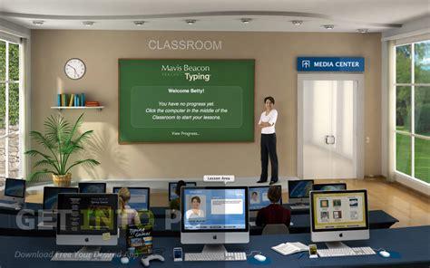 mavis beacon typing teaches platinum version getintopc games lessons test setup