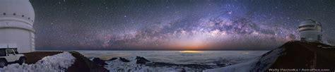 Mauna Kea Milky Way Panorama