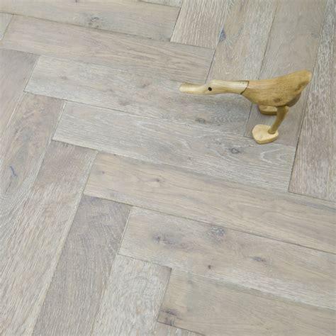 Princeton Engineered Herringbone Parquet Flooring Oak 18/5