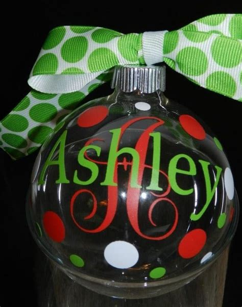 best places to get christmas ornaments 25 best ideas about personalized ornaments on glass ornaments picture