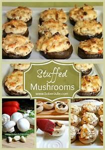 Easy Stuffed Mushrooms Recipe — Dishmaps