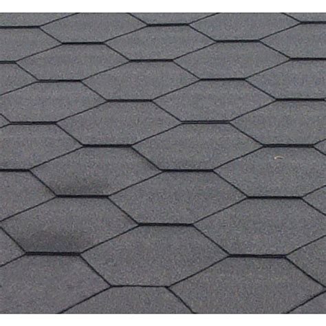 square of shingles iko black stormshield hexagon shingles 3 square metres 163 36 62 ray grahams diy store