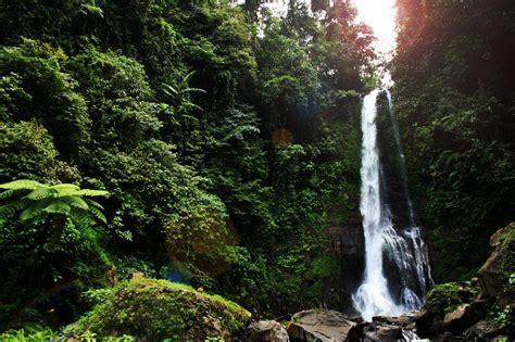 Bali Weather Forecast And Bali Map Info Gitgit Waterfall