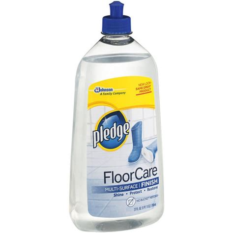 pledge floor care multi surface finish 27 oz pharmapacks