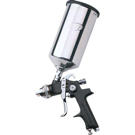 spray gun ingersoll rand hvlp gravity feed spray gun item 270g