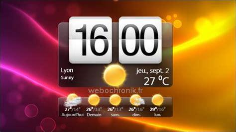 horloge sur pc bureau gratuit horloges windows 7 gadgets et agendas à télécharger