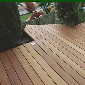 Lame De Bois Pour Terrasse : lame de terrasse bois exotique meilleures images d ~ Premium-room.com Idées de Décoration