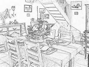 coloriage interieur 224 imprimer pour les enfants dessin