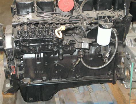 Rebuilt 1997 Cummins 6bt 5.9 Turbo Diesel Dodge Truck