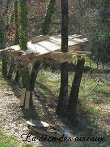Comment Faire Une Cabane Dans Les Arbres : construire une cabane dans les arbres les tapes en image d couvrir ~ Melissatoandfro.com Idées de Décoration