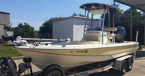 Scout Boats Orlando by Used 2004 Scout Boats 22 Bay Scout Orlando Fl 32819