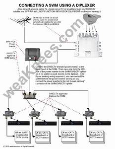 Directv Wiring Diagram Whole Home Dvr Hr44