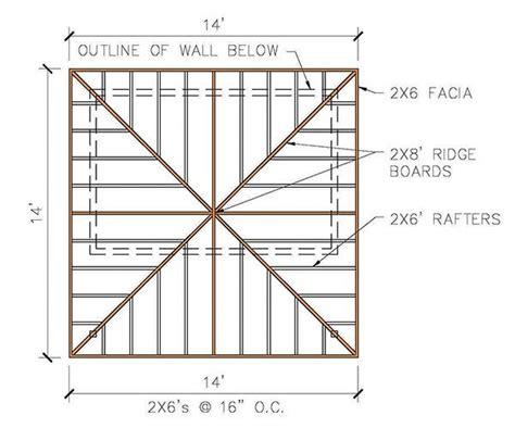 35 shed roof framing plan project idea plans design shed