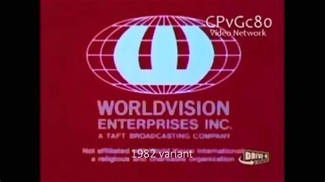 Logo History: Worldvision Enterprises | Doovi
