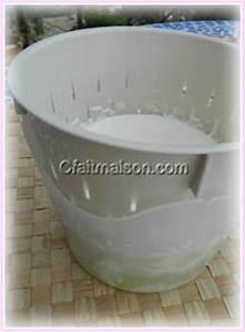 Présure Pour Fromage : faisselle plastique pour fromage blanc ustensiles de cuisine ~ Melissatoandfro.com Idées de Décoration