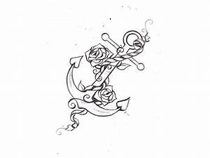 tattoo-drawing-anchor-cool-images-free-designs---anchor ...