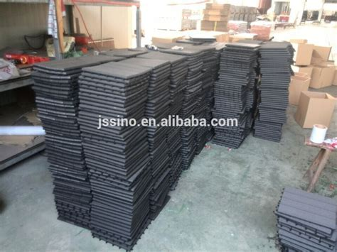 71*12mm Wood Plastic Composite Fence Panel For Wpc