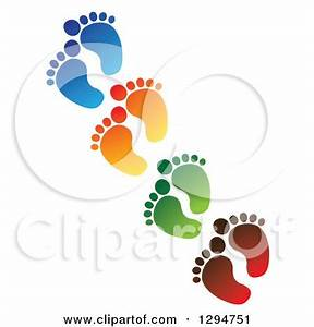 Royalty-Free (RF) Feet Clipart, Illustrations, Vector ...