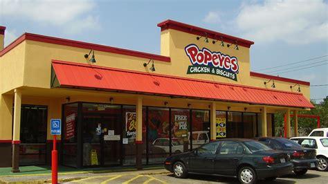california restaurant admits   serving popeyes chicken  months food onehallyu