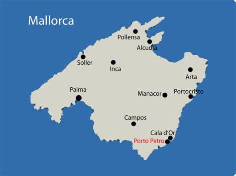 porto petro auf mallorca mit ferienhaeusern mit pool zu mieten