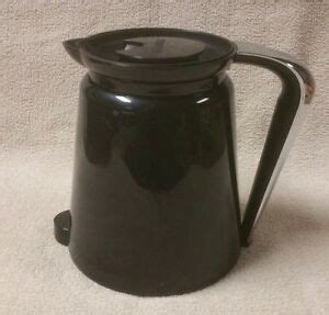 Replacement parts for keurig coffee maker 1.0. KEURIG Black Replacement Thermal 32 oz Coffee Carafe Pot for 2.0 Brewing System 649645406466   eBay