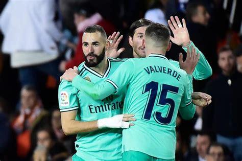 Real Madrid celebró en casa con el triunfo 2-1 ante ...