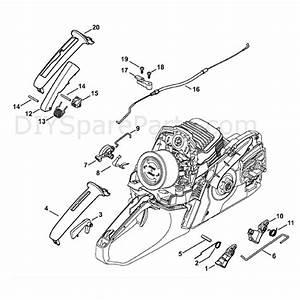 Stihl Ms 291 Parts Diagram